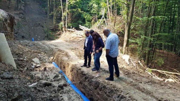 """Започва реконструкция на довеждащия водопровод до ПСПВ """"Стоките"""" и източния водопроводен клон"""