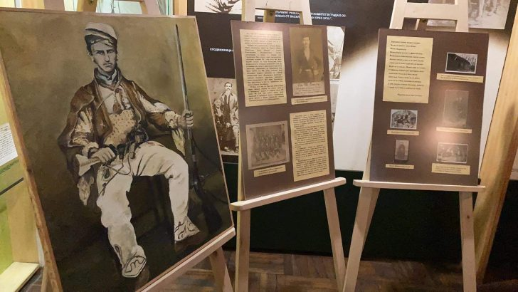"""В Историческия музей показват изложбата """"Спомен за Йонко Карагьозов"""""""