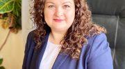 Мария Пенева поема Областната управа