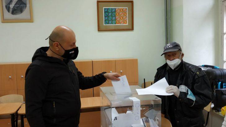Томислав Дончев: Гласувах за свобода, сигурност и съзидание