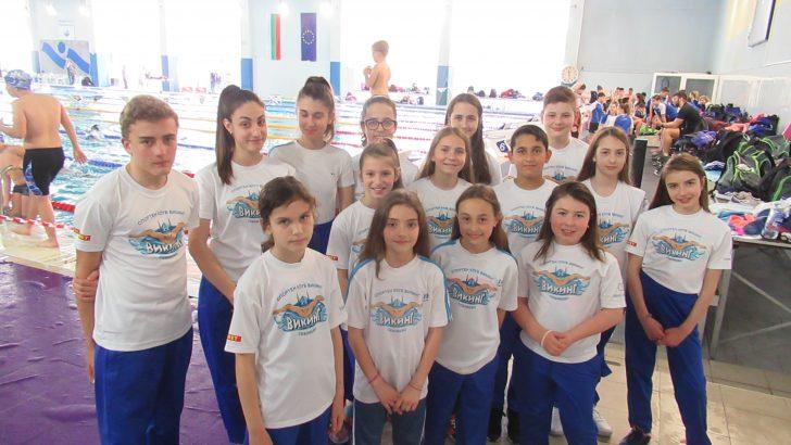 Ивайла Йонкова спечели 4 медала от турнир по плуване