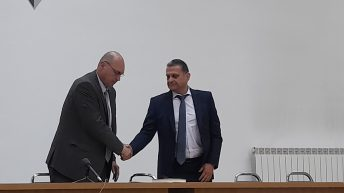 Старши комисар Цветомир Цонков е новият директор на ОДМВР – Габрово