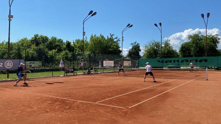 "В Севлиево се проведе националният турнир по тенис ""SEVLIEVO CUP"""