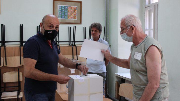 Томислав Дончев: Гласувах България да има силата и смелостта да става по-сигурна, справедлива и богата