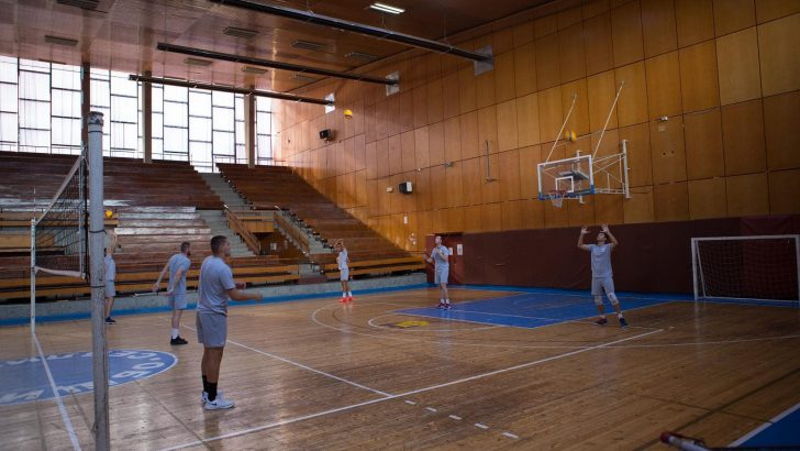 Волейболистите ни тренират за суперлигата на България