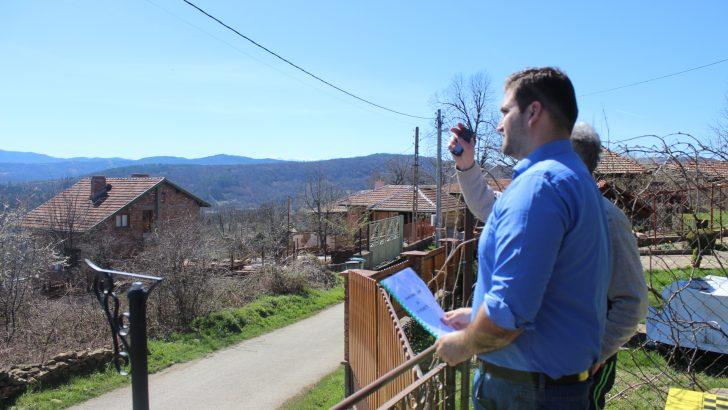 Благодарение на евродепутата Андрей Новаков наши села са включени в интернет платформа за реклама