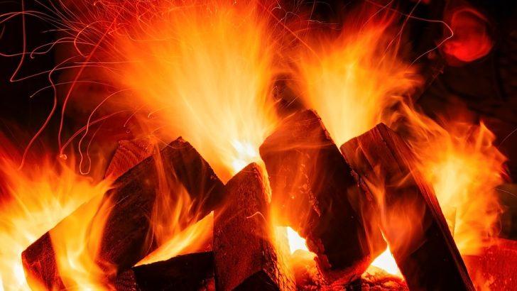 Шест пожара за два дни от началото на септември