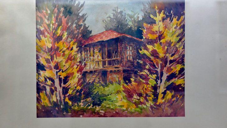 Прототип на етърска къща се намира в Тумбалово