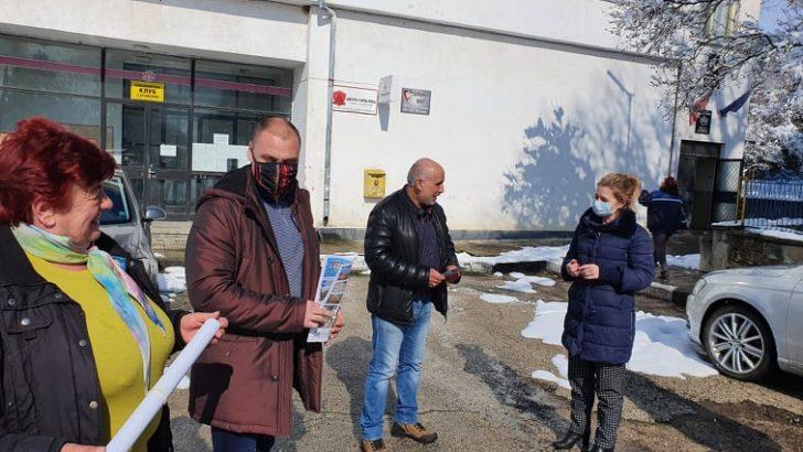 Невена Минева, кандидат за народен представител от ГЕРБ/СДС: Подобряването на пътната инфраструктура към селата е приоритет в програмата ни