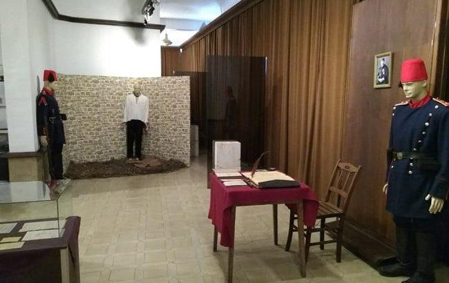 Историческият музей показва експонати в пътуваща изложба, посветена на Априлското въстание