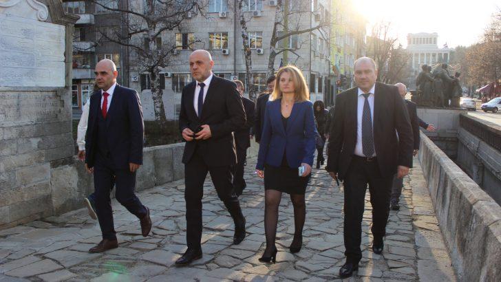 Цветомир Михов: Благодаря на жителите на цялата област за подкрепата и доверието към ГЕРБ