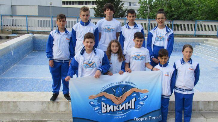 3 медала за плувците ни от международен турнир