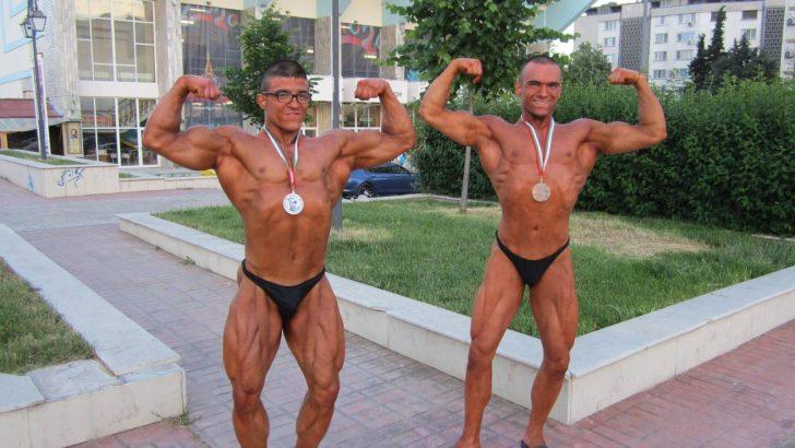 Още два медала за Валентин Бенев и Алекс Алексиев от турнира по културизъм в Пазарджик