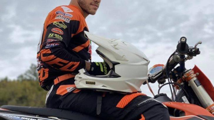 Хакан Халми се готви за новия сезон на мотополигон Горна Росица