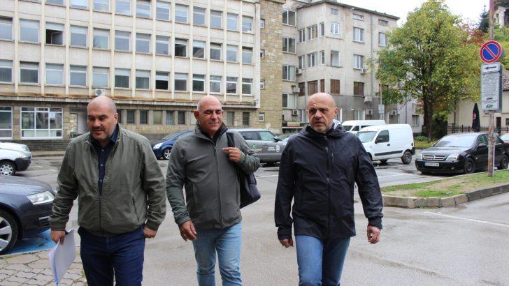 Томислав Дончев води листата на ГЕРБ в Габрово, съставена изцяло от местни кандидати – доказани професионалисти и млади хора